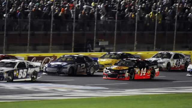 News video: McReynolds: Johnson Coca-Cola 600 favorite?