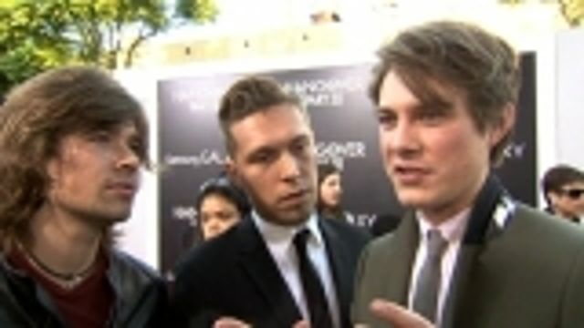 News video: Oklahoma pop group Hanson on tornado tragedy