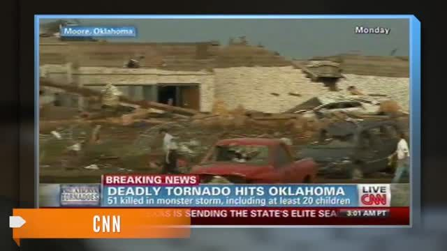News video: Several Children Confirmed Dead in Oklahoma Tornado