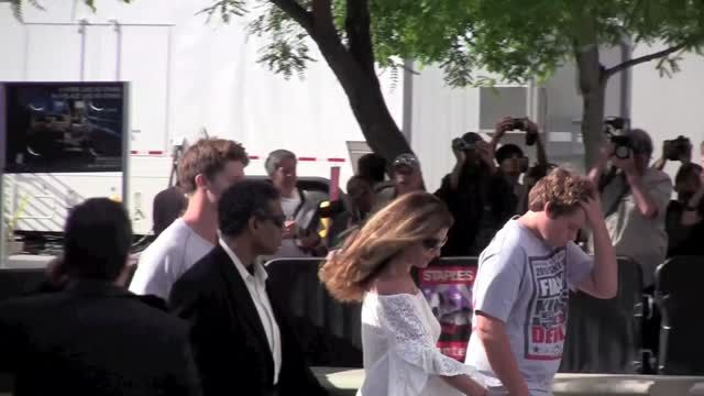 News video: Arnold Schwarzenegger and Maria Shriver in No Hurry to Divorce