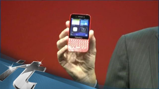 News video: Florida Breaking News: BlackBerry Shifting Emphasis From Smartphones to Services