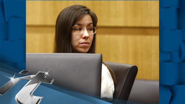 News video: Domestic Breaking News: Jodi Arias Tells Arizona Jury She Can Be Productive in Prison If Spared Death