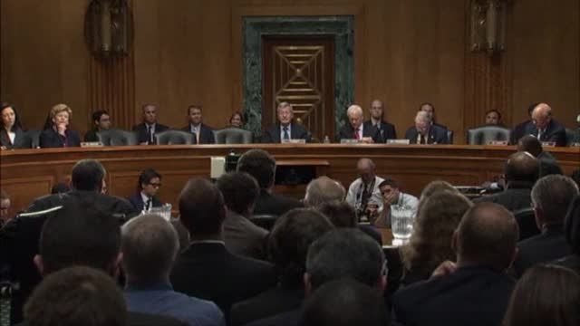 News video: Former IRS Chief: Can't Say How List Happened