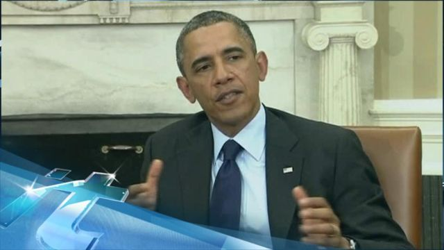 News video: Breaking News Headlines: Obama Against Prosecuting Reporters for Doing Their Jobs: White House