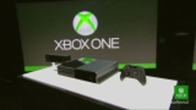 News video: Microsoft unveils Xbox One